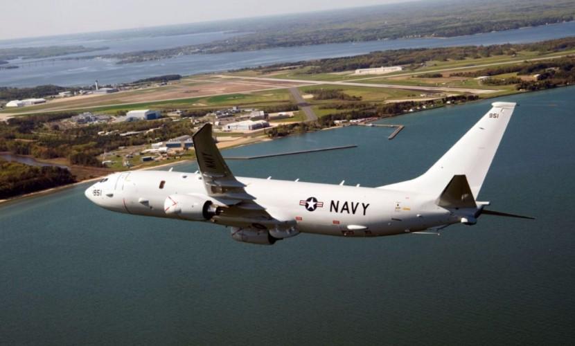У балтийской границы России участились полеты разведчиков-патрулей ВМС США и НАТО