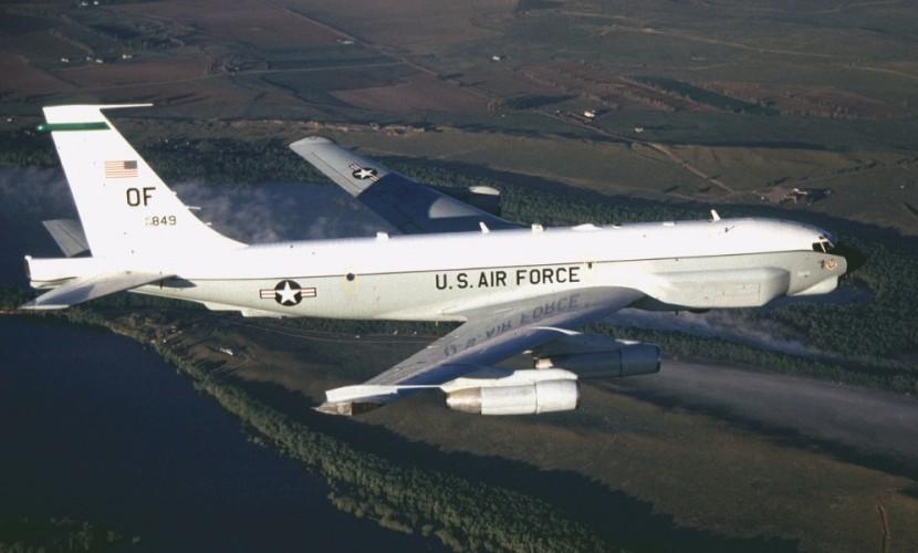 Американский самолет-разведчик приблизился к границе России со стороны Польши