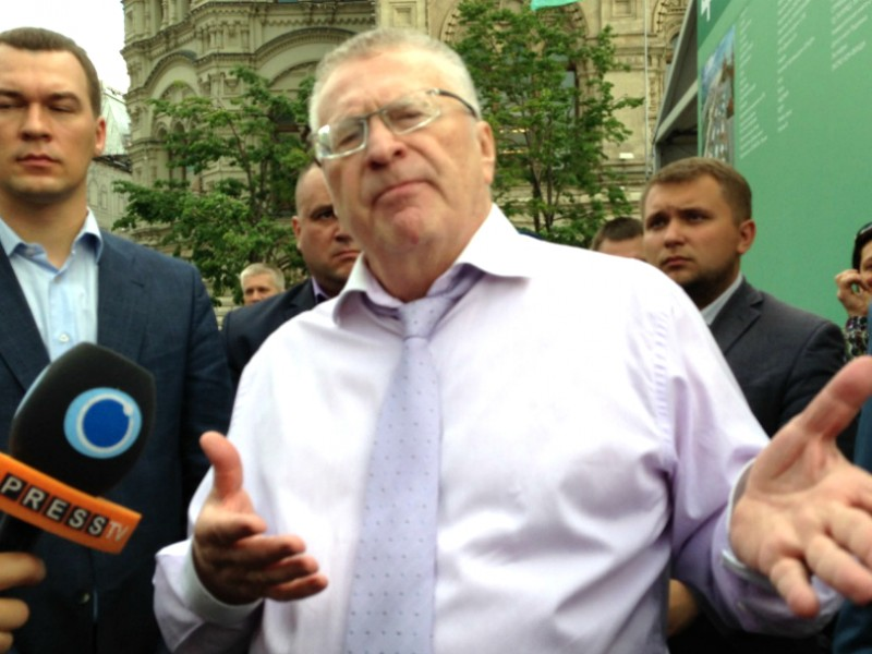 Только Хабаровск! Жириновский предложил Дальнему Востоку новую столицу