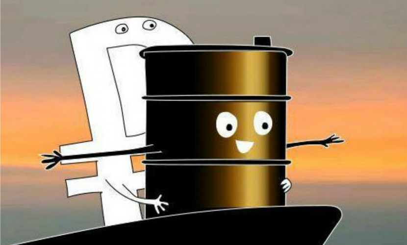 Рубль укрепился за счет отскока нефти к 50 долларам за баррель марки Brent