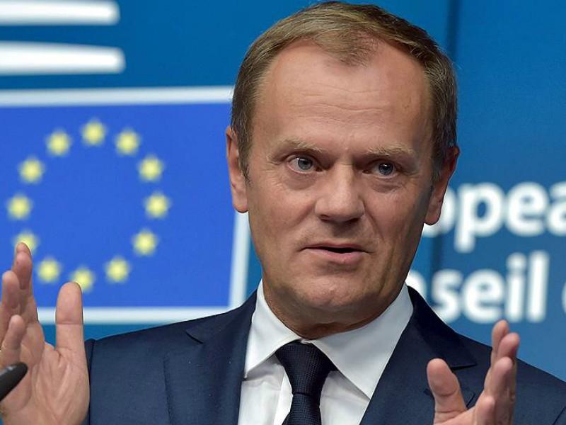 Для выхода Британии из ЕС понадобится 7 лет и согласие 27 стран-членов, - Туск