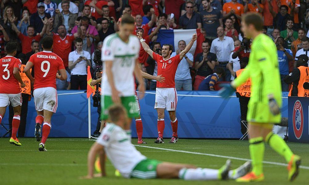Два Гарета заставили рыдать всю Северную Ирландию после матча Евро-2016 против Уэльса