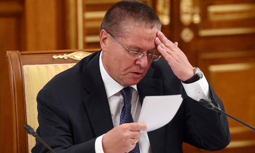 Улюкаев заявил о цене на нефть свыше 40 долларов за баррель в проекте бюджета РФ на 2017 год