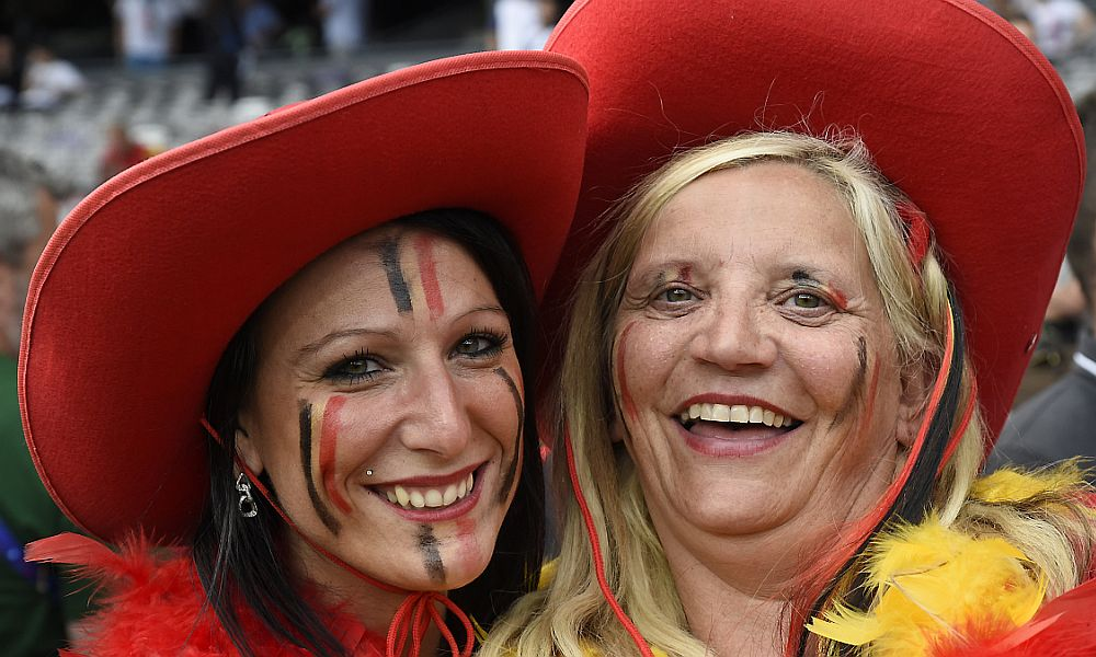 Hungary v Belgium - Round of 16 - UEFA Euro 2016