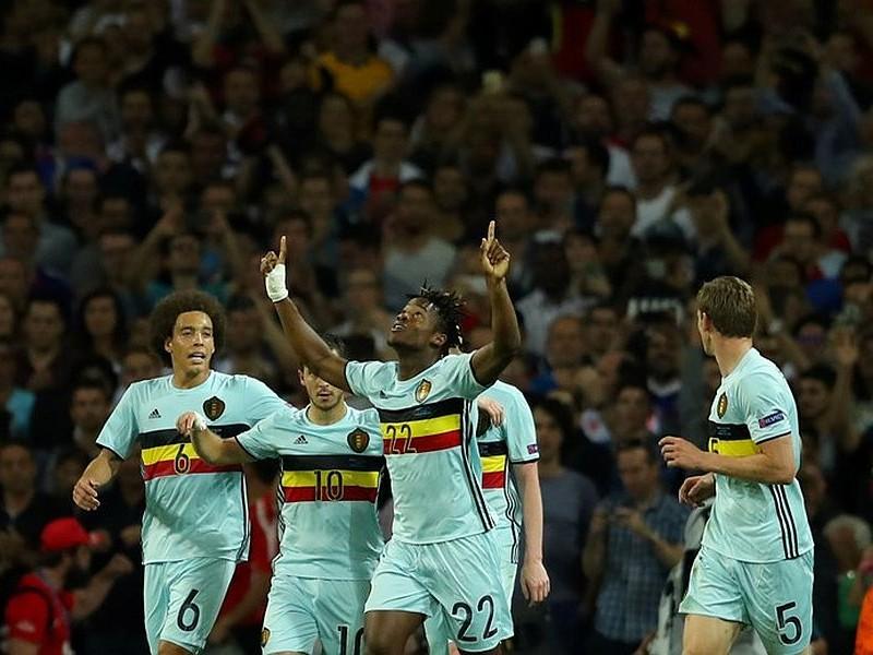 Бельгийцы с неприличным для плей-офф счетом победили на Евро-2016 венгров