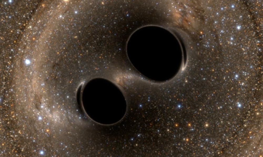 Ученые вновь зафиксировали феномен волн пространства-времени
