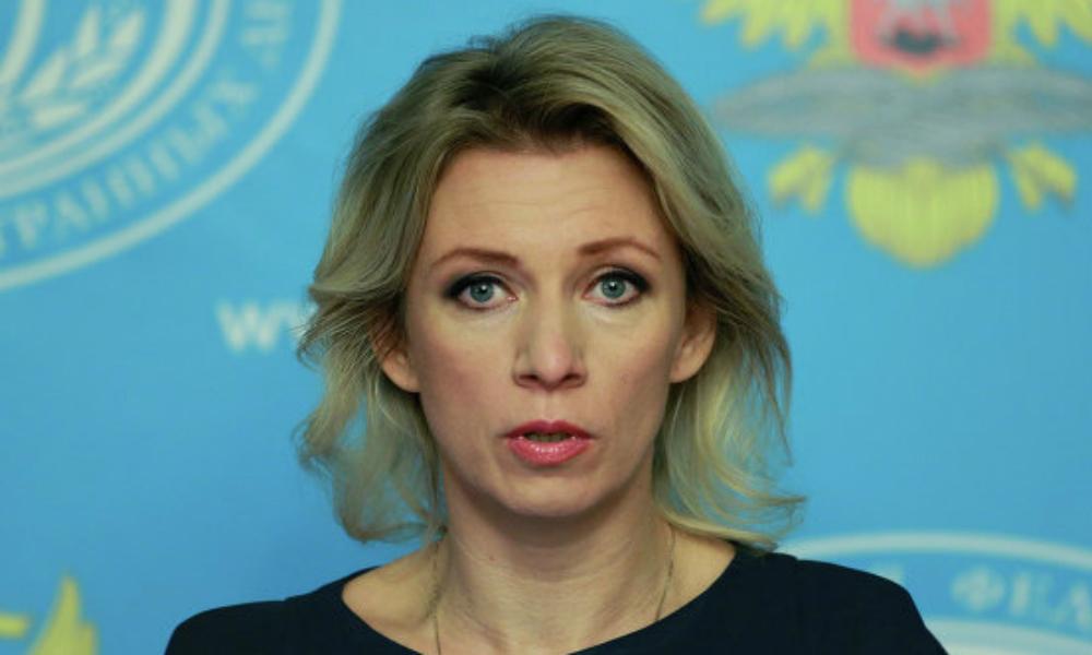 Захарова прокомментировала «навозную атаку» на российское консульство в Одессе