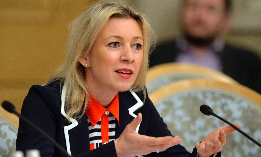 Захарова потроллила Медведева и вызвала восхищение пользователей Facebook
