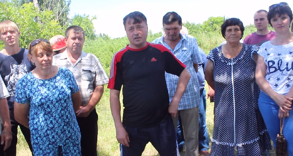 Жители Ставрополья попросили помощи у Владимира Путина из-за захвата их земли