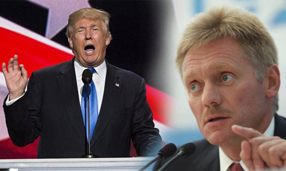 Песков прокомментировал слова Трампа о возможном нападении России на страны Балтии