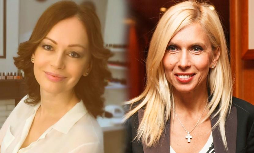 Ирина Безрукова и Алена Свиридова пострадали из-за сильнейшей грозы в Москве