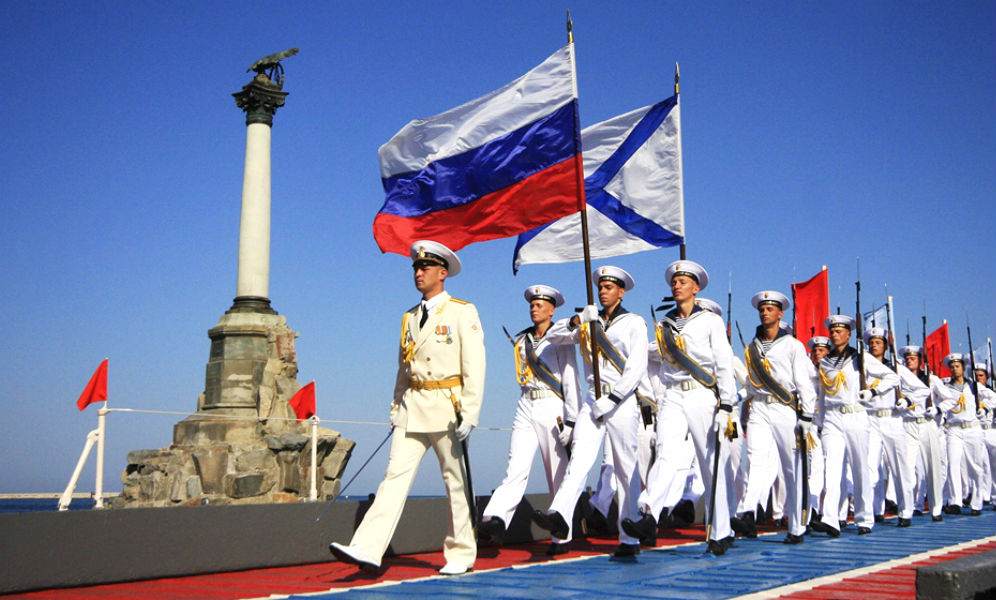Календарь: 31 июля - День Военно-морского флота России