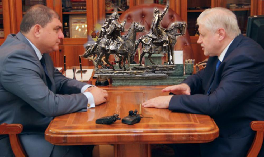 Сергей Миронов высказал отношение к установке памятника создателю опричнины в Орле