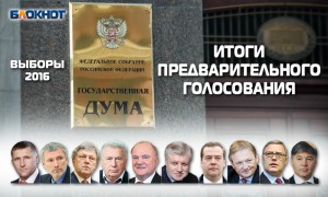 Второе предварительное голосование по выборам в Госдуму выиграла партия