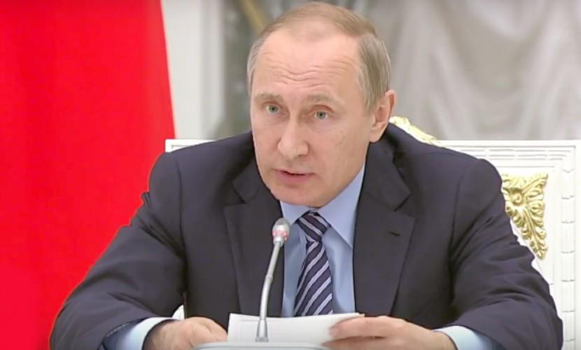 Путин призвал руководство  неморочить людям голову