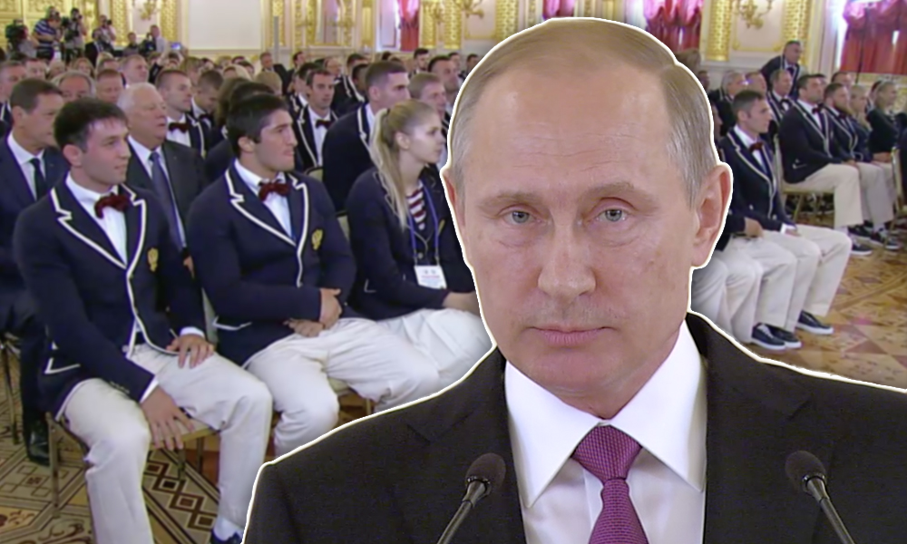 Путин осудил лишенных здравого смысла