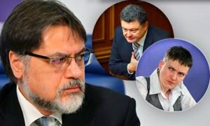 Полпред ЛНР оценил шансы одиозной Савченко стать следующим президентом Украины