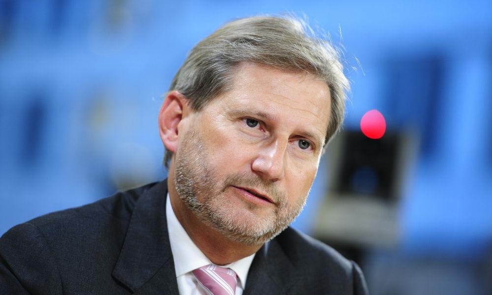 Еврокомиссар призвал Украину отказаться от зеркальных санкций против России