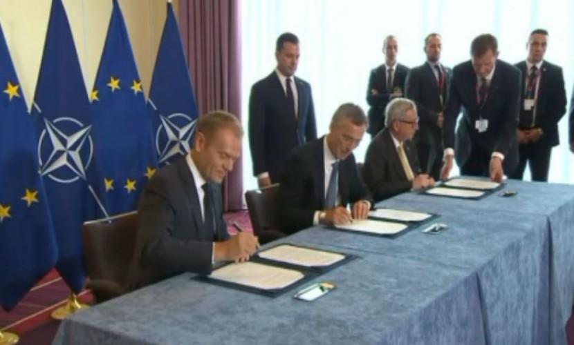 НАТО и Евросоюз договорились воевать со свободой слова