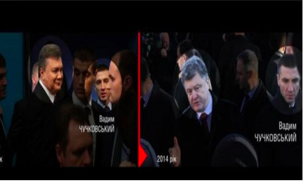 Порошенко разоблачили в скандальном использовании телохранителей Януковича для своей безопасности