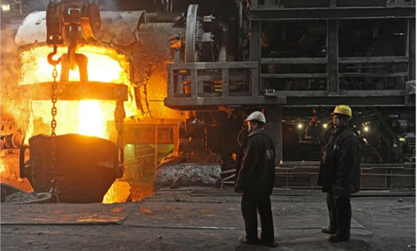 Российская промышленность показала рост впервые с 2014 года