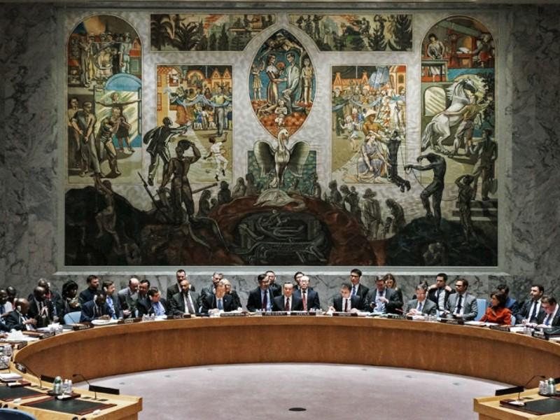 ООН выбрала для Украины дату председательствования в Совете Безопасности