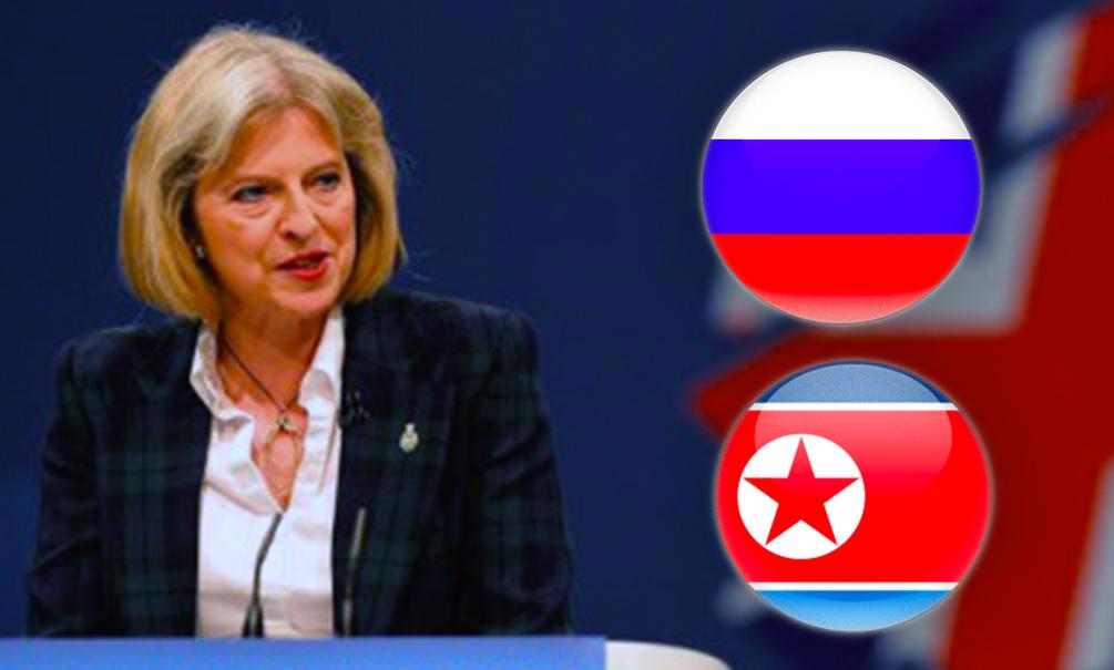 Новый премьер Британии первое выступление в парламенте посвятила теме угрозы от России