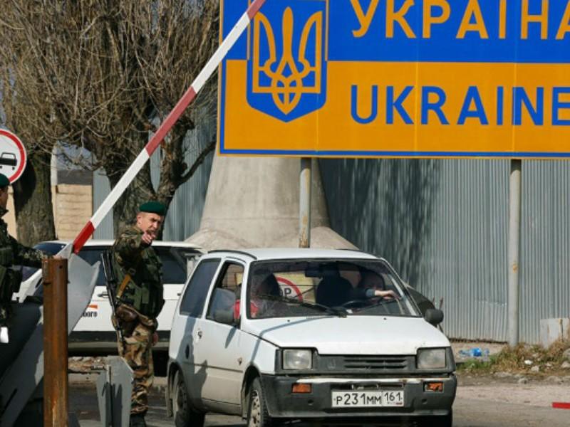 Украина пригрозила России новыми торговыми и транзитными санкциями