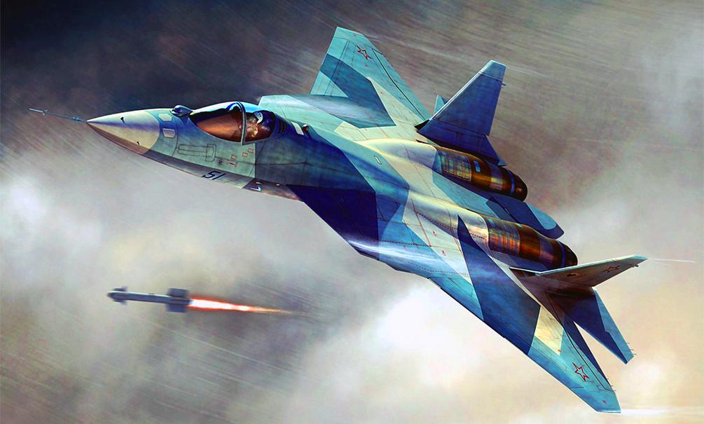 Американские СМИ внесли военно-воздушные силы РФ в топ-5 мощнейших ВВС мира будущего
