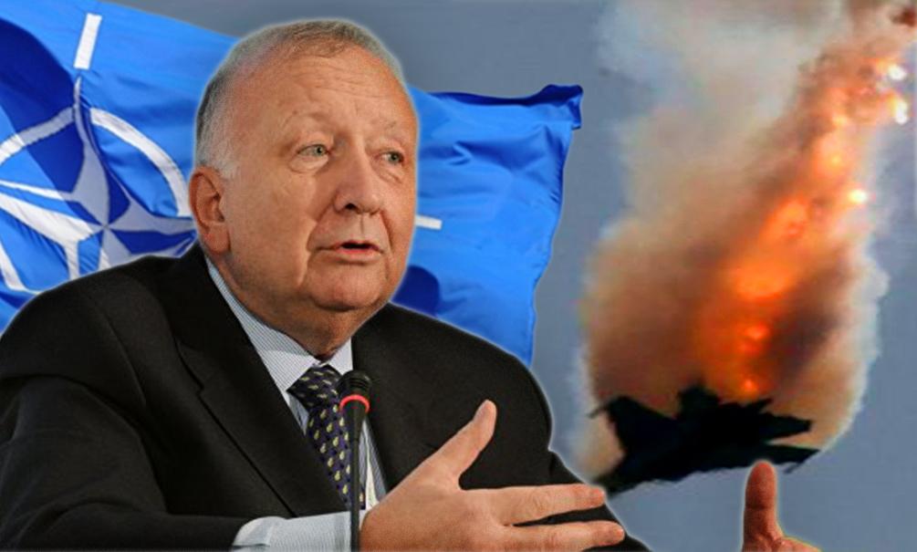 Самолеты НАТО сбили российский Су-24, подставив Турцию, - экс-депутат бундестага