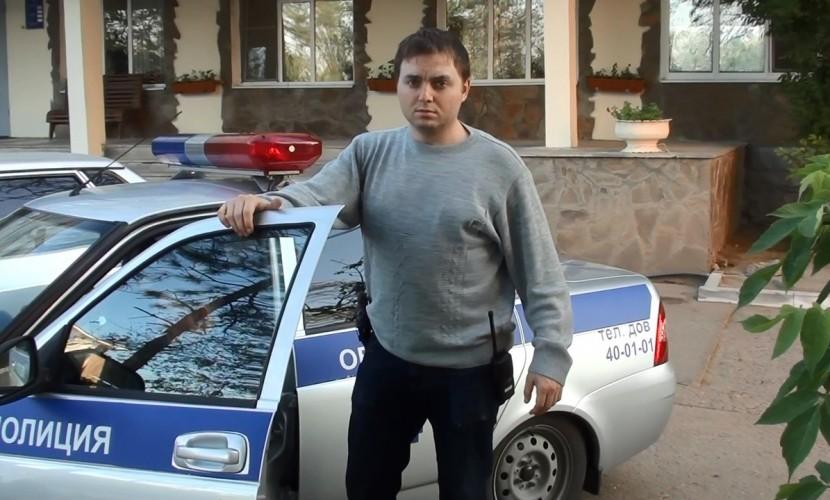Активисту из Астрахани отказали в амнистии из-за поимки пьяного полицейского за рулем