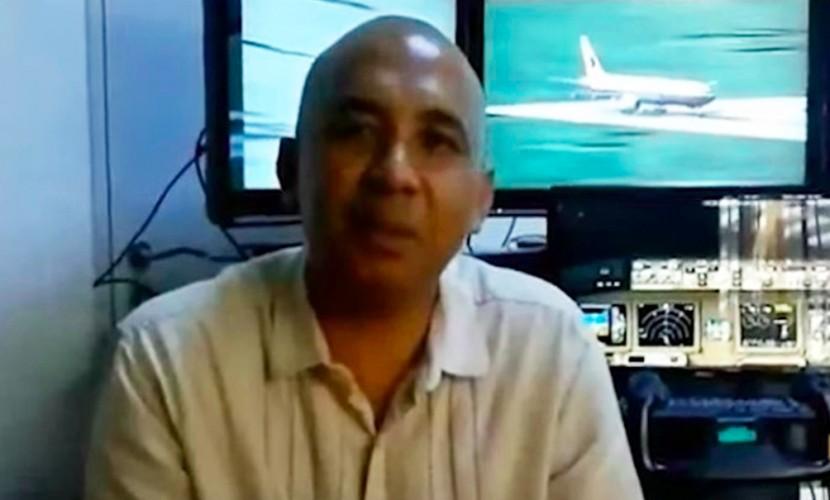 Пилот мистически пропавшего малайзийского Boeing предвидел трагедию и разыграл катастрофу на симуляторе