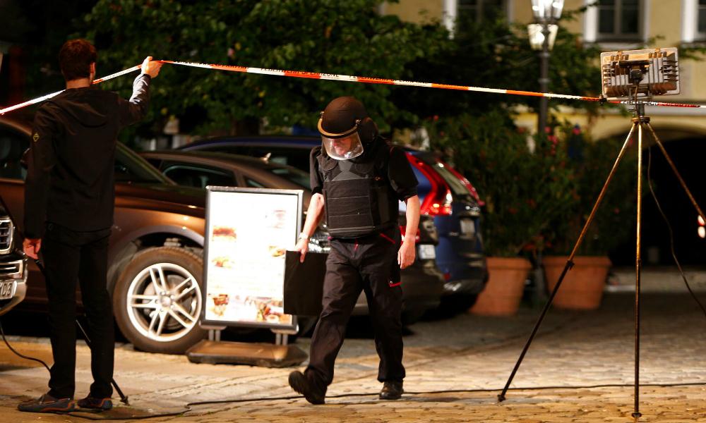 ИГИЛ взяло на себя ответственность за самоподрыв сирийца в немецком Ансбахе