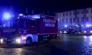Предполагаемый организатор взрыва в Германии оказался выходцем из Сирии