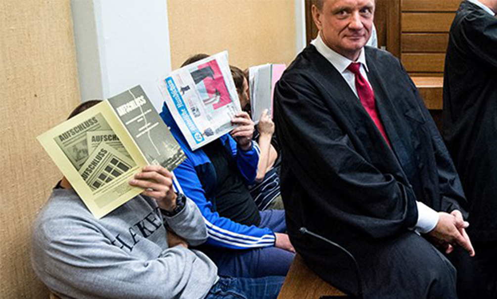 Вынесен приговор российским футбольным болельщикам,