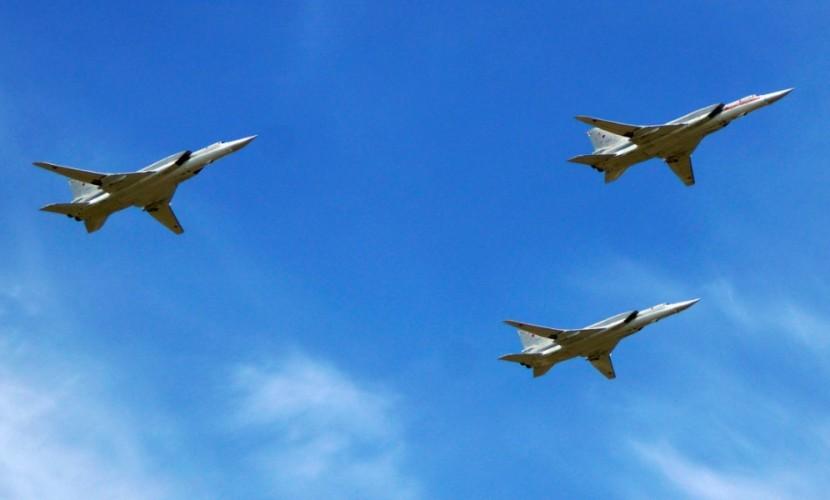 Бомбардировщики Ту-22М3, атаковавшие позиции ИГ, следовали продуманному плану— Недвусмысленный знак