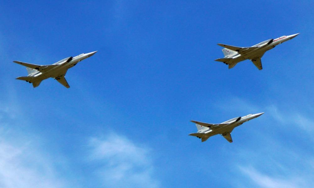 Российские стратегические бомбардировщики уничтожили крупный лагерь боевиков в Сирии