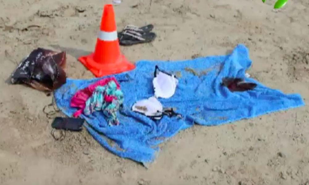 Загоравшую на городском пляже Салехарда женщину задавил кроссовер