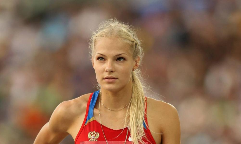 «Самую сексуальную спортсменку» Дарью Клишину допустили к участию в Олимпиаде после проверок на допинг
