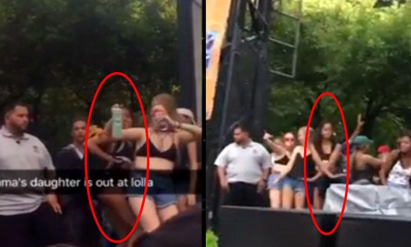 Откровенный танец в исполнении старшей дочери Обамы попал на видео