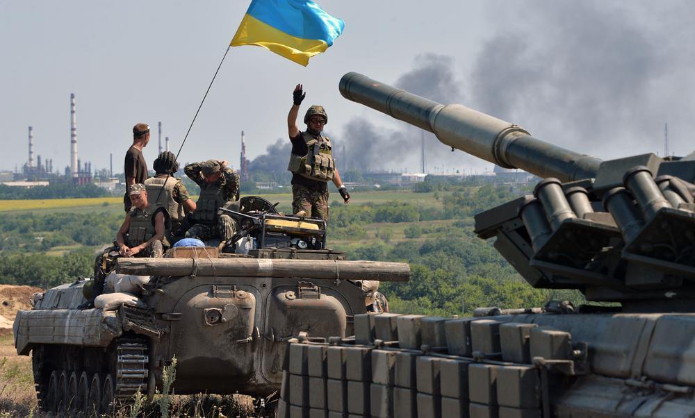 Американцы пообещали поддержать Украину в случае войны с Россией