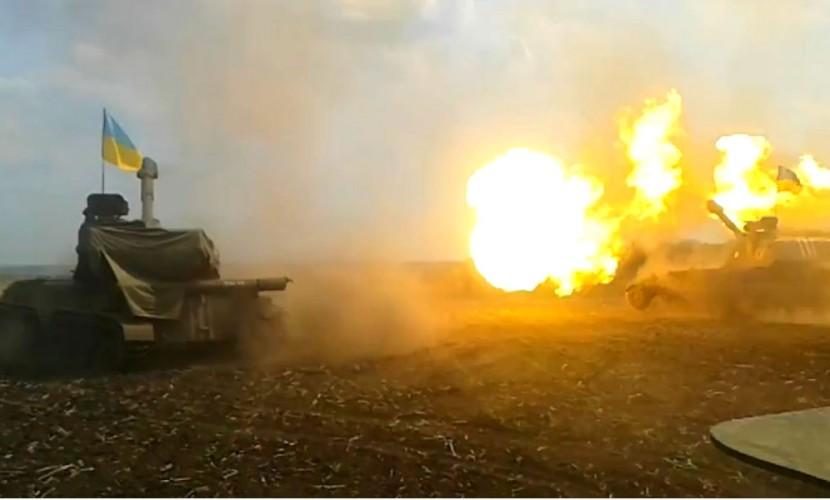 Украинская армия понесла большие потери в ожесточенном бою под Луганском
