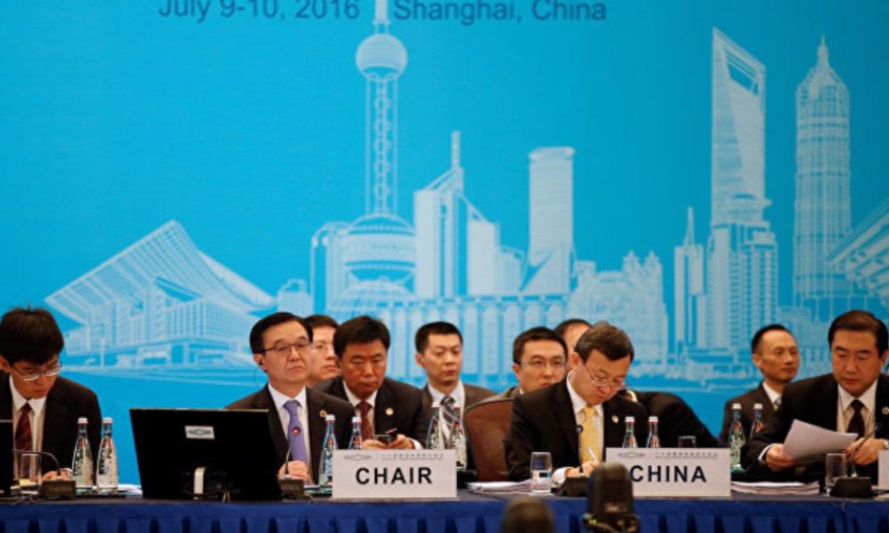 Министры экономики на саммите «Большой двадцатки» утвердили стратегию роста мировой торговли