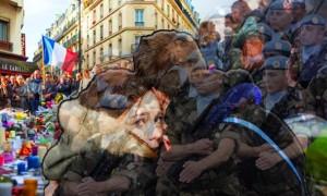 Для защиты французов от новых терактов Олланд приказал создать Национальную гвардию