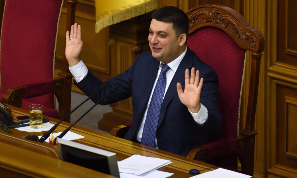 Гройсман дал Украине 10-летний срок на вступление в Европейский союз