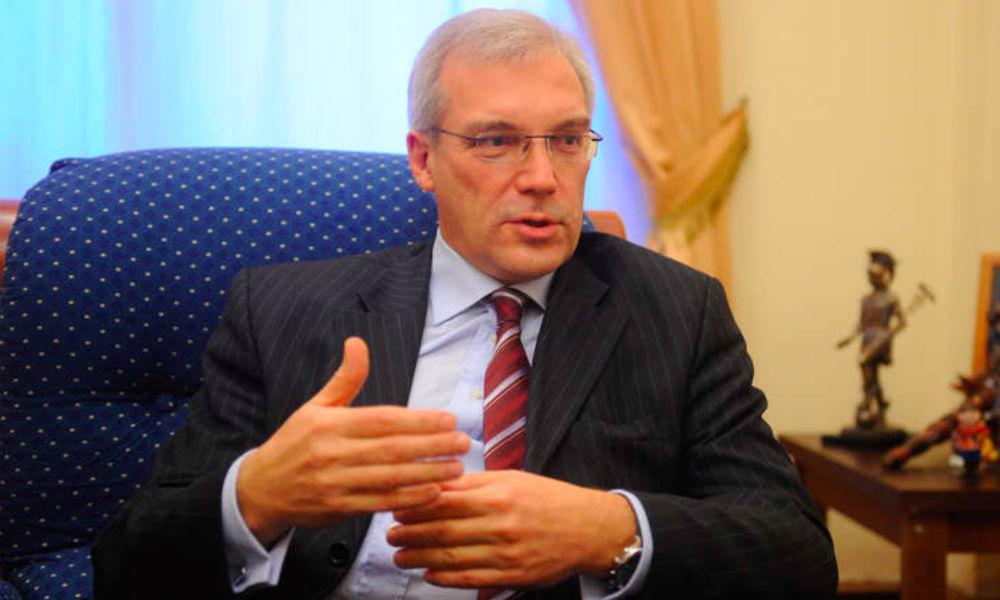 ВСУ подвергли Донбасс «варварскому» обстрелу из-за влияния НАТО, - Грушко