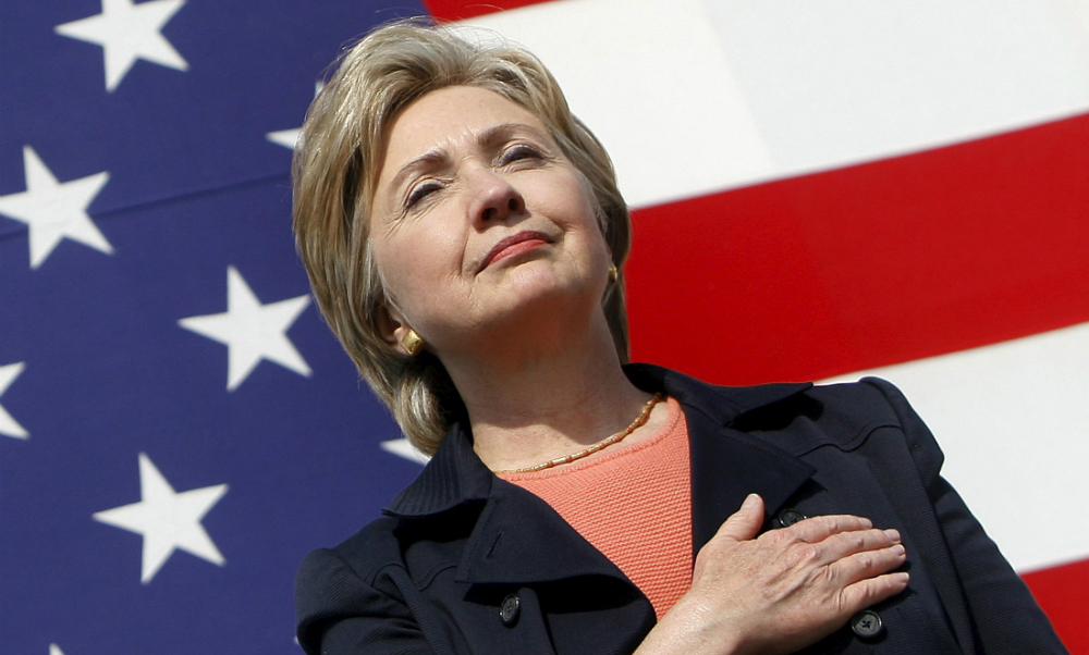 Хиллари Клинтон официально объявила о согласии баллотироваться в президенты США от демократов