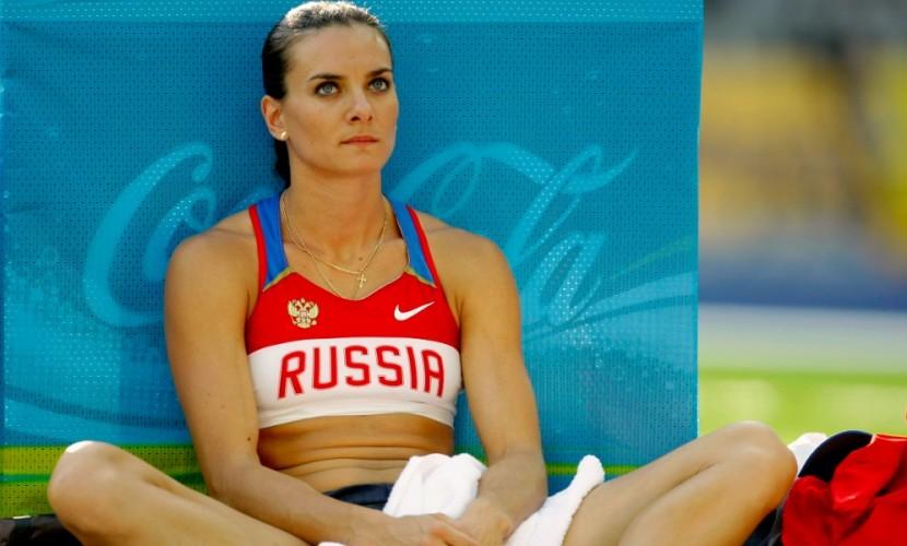 IAAF запретила Исинбаевой и другим российским легкоатлетам выступить на Олимпиаде в Рио