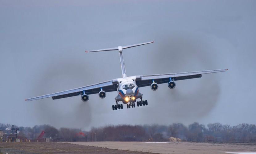 Спасатели определили место возможного крушения Ил-76: выживших найти не надеются