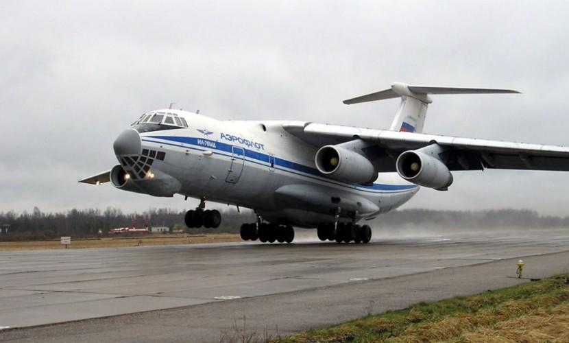 Спасатели обнародовали новую причину крушения самолета Ил-76 в Иркутской области